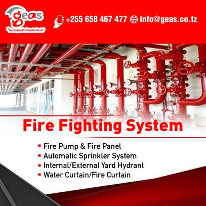 Fire Fighting System image 1