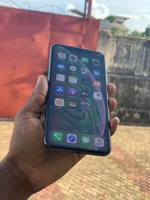 iPhone XS Max 64GB spacegray for sale image 5