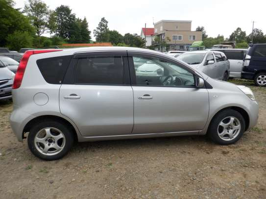 2008 Nissan Note image 4
