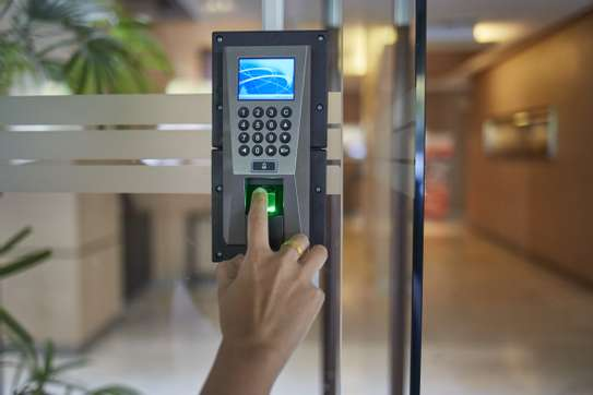 Increased security with access control