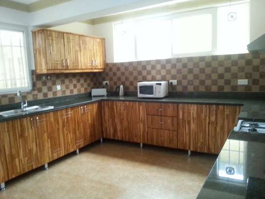 3 Bedrooms Spacious Apartmrnts For Rent In Msasani image 1