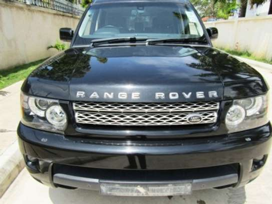 2013 Land Rover Range Rover Sport image 6