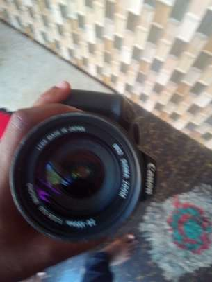Canon 1200 D with lens 18 _130 image 2