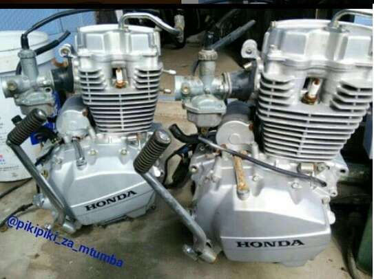 Honda  Engine xlr 125