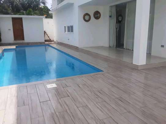 Executive  House for Rent Full furnished in masaki. image 16
