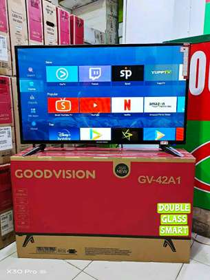 Goodvision smart TV inch 42 image 1