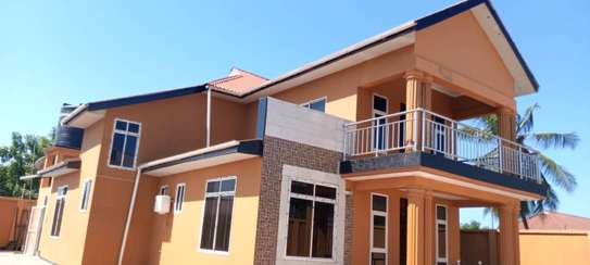 4bed house all ensuet for sale at kigamboni kibada image 1