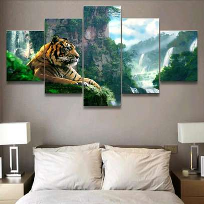 MODERN WALL CANVAS PAINTING image 3