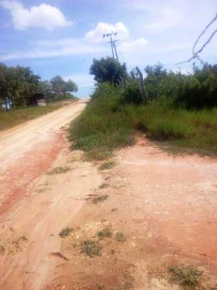 5400sqm Plot for Sale at Makongo juu image 1