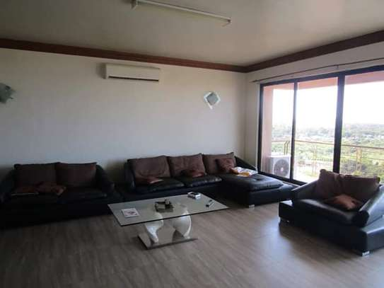 3 Bedrooms Ocean View Full Furnished Apartments in Upanga image 3
