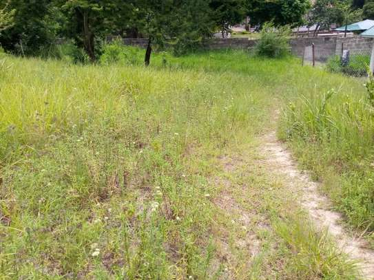 plot for sale goba near msakuzi road. image 2
