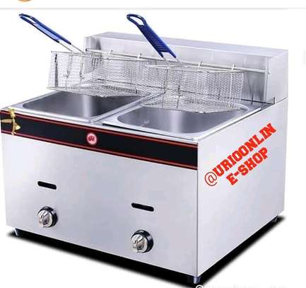 DEEP FRYER GAS