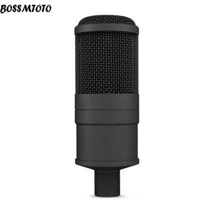 CONDENSOR STUDIO MICROPHONE FOR MUSIC PRODUCTION