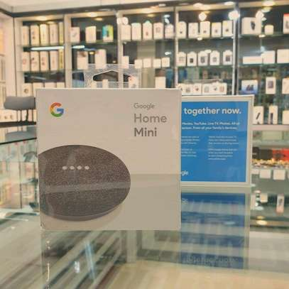 Google Home Mini Smart Bluetooth Speaker With Google Assistant image 1