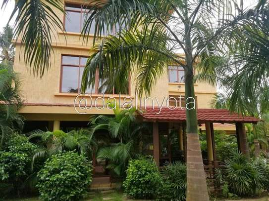 4 BDRM VILLA AT MBEZI BEACH image 7