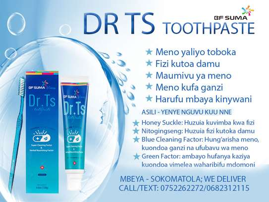 Dr TS Tooth Paste
