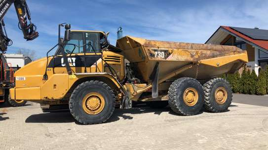 2008 Caterpillar CAT 730 Articulated Dump Truck