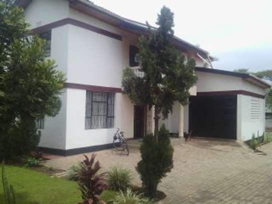 THE 4BEDR.HOUSE FOR RENT AT NJIRO COMPLEX image 1