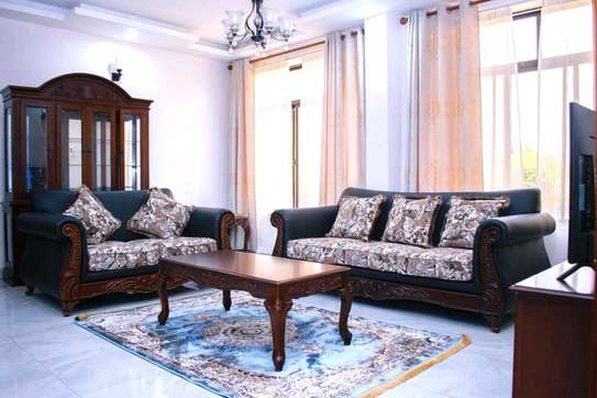 a 3bedrooms FULLY FURNISHED appartments in MIKOCHENI walking distance to the beach is now available for RENT image 1