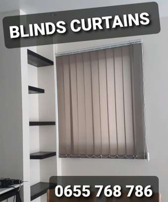 BLINDS CURTAINS - VERTICAL BLINDS IN TANZANIA image 1