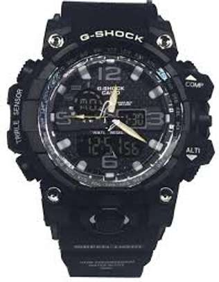 CASIO G SHOCK TRIPLE SENSOR