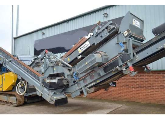 2018 Rubblemaster RM100GO Mobile Crusher image 6