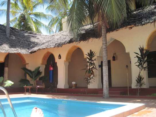 Boutique beach villa opportunity, East Coast Zanzibar