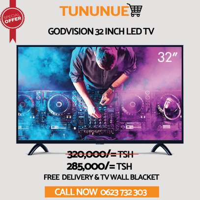 GODVISION TV 32 INCH LED TV image 2