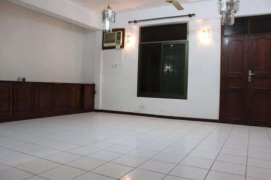 3 bed room {2master} stand arone house for rent at msasani near BBQ with a tarrance and makuti roof  $1000pm image 3