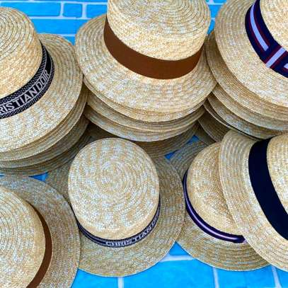 boaters straw hats image 3