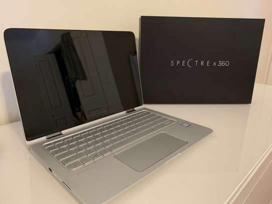 "New HP Spectre x360 2-in-1 13.3"" Touch-Screen Laptop i7-8550U 8GB RAM 256GB SSD"