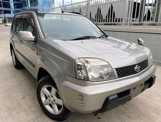 2002 Nissan X-Trail image 2