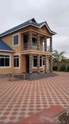 4 bdrms (All en-suite) modern Home at GezaUlole Kigamboni. image 1