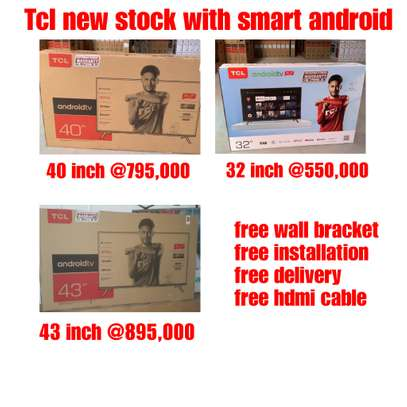 Tcl smart android tv
