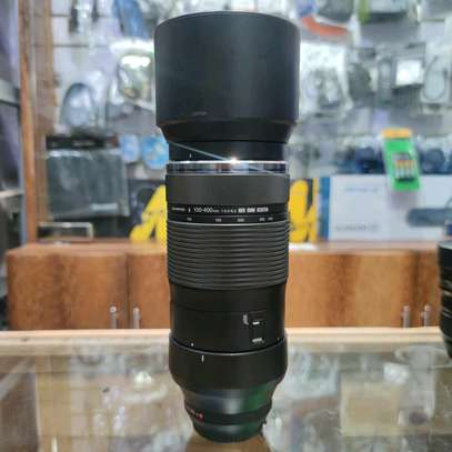 Olympus M.Zuiko Digital ED 100-400mm F5.0-6.3 IS Lens for Micro Four Thirds Cameras image 3