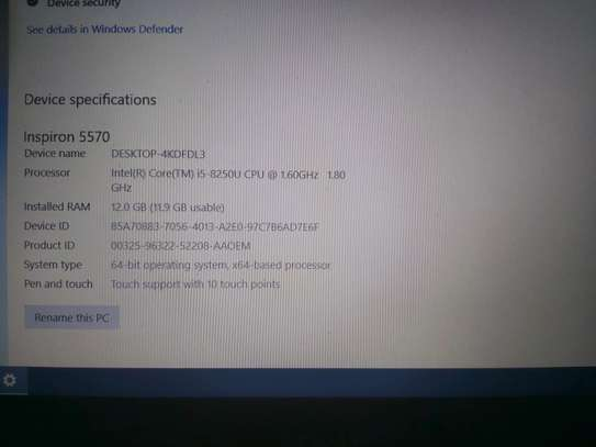 Dell Inspiron 15 5000 laptop image 6
