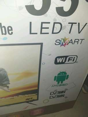 Aborder smart tv inch 55 4k image 1