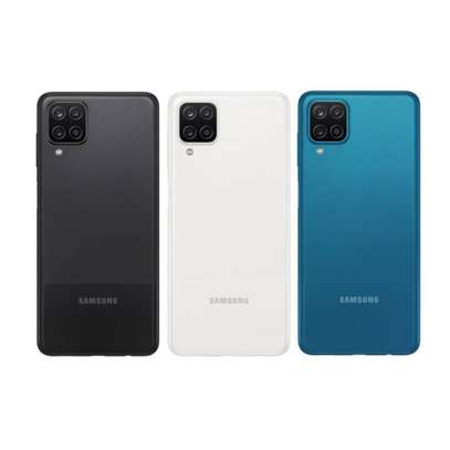 """SAMSUNG Galaxy A12 GB 64 GET """"2️⃣Years WARRANTY (sealed Box) plus FREE Delivery nOw! image 1"""