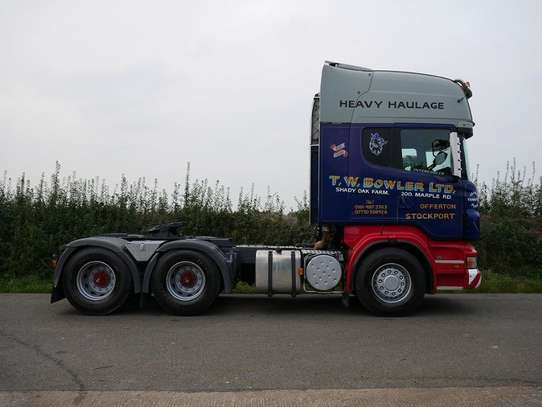 2007 Scania R480 Tractor Unit image 2