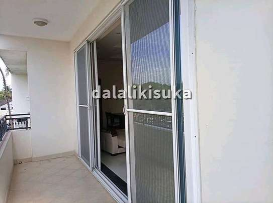 Furnished two bedrooms Apartment for rent at Mikocheni image 10