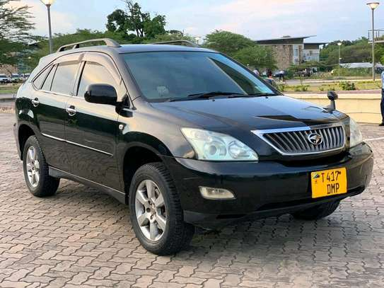 2007 Toyota Harrier image 7