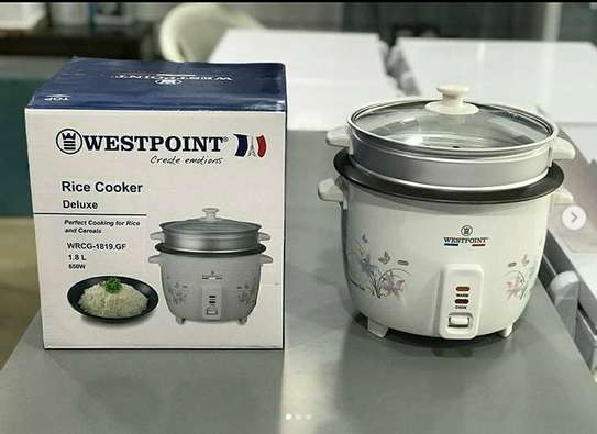 WESTPOINT Rice cooker 1.8L image 1