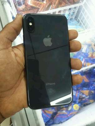 I PHONE X 256GB WITH NO FACE ID image 1