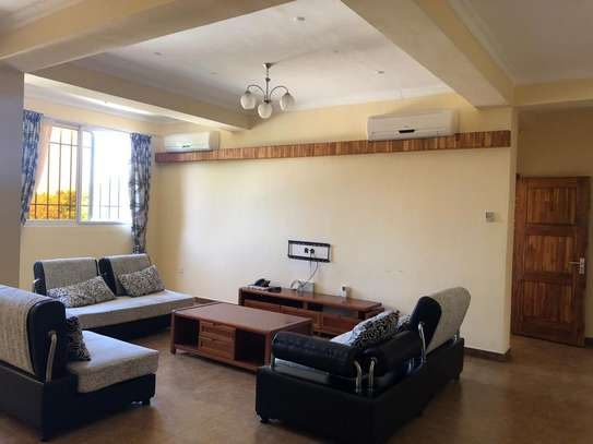Fully-Furnished Apartment for Rent at Msasani image 1