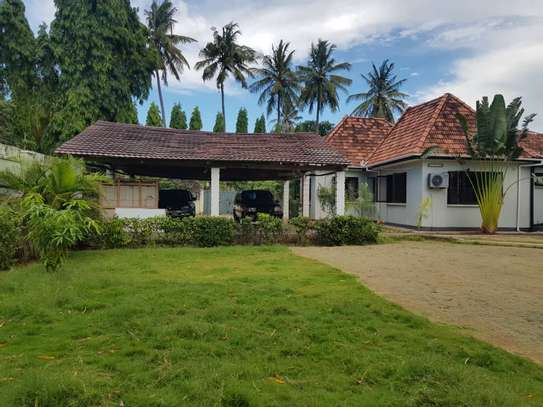 4 bed room stand alone house with big compound  for rent at mikocheni ridhiwani image 2