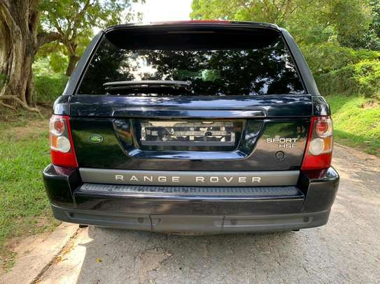 2010 Rover Range Rover Sports image 3
