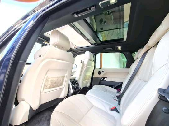 2014 Rover Range Rover Sports image 3