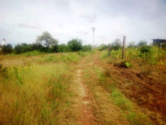 5400sqm Plot for Sale at Makongo juu image 5