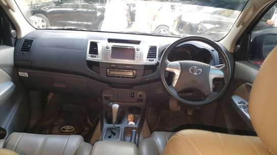 2018 Toyota Hilux Vigo Double Cabin Cheses Number image 10