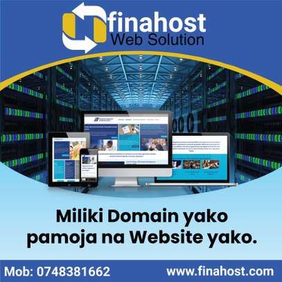 Finahost Web Solution image 1